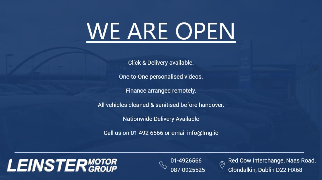 Leinster Motor Group, Open Online